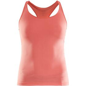 Craft Essential Koszulka bez rękawów Kobiety pomarańczowy